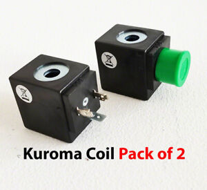 KUROMA Original COIL Pack of 2 -Kuroma Pressure fryer