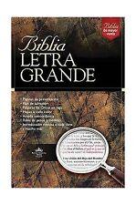 Biblia Letra Grande (Spanish Edition) Free Shipping