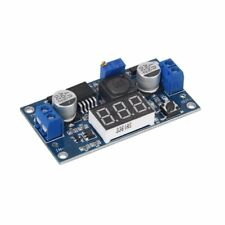 LM2577 DC-DC adjustable step-up power supply module 3-digit display A5B1