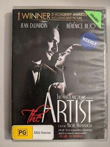 The Artist DVD