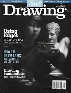 American Artist Magazine Drawing Using Edges Draw Arms Figure In Action 2010