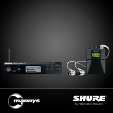 Shure PSM300 Wireless System w/ SE215-CL Earphones L19