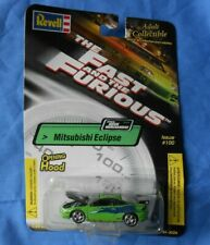 Revell Mitsubishi Eclipse The Fast And The Furious Detailed Collectible Car