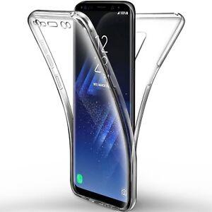 COVER Per Samsung Galaxy S9 / S9 PLUS  FRONTE RETRO TPU PROTEZIONE 360°