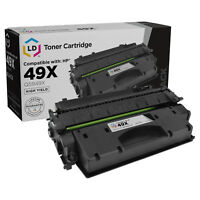 LD Compatible Replacement for HP 49X / Q5949X HY Black Toner Cartridge