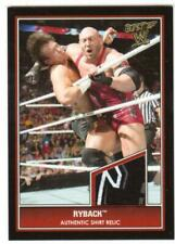 2013 TOPPS BEST OF WWE RYBACK AUTHENTIC 2-COLOR SHIRT RELIC
