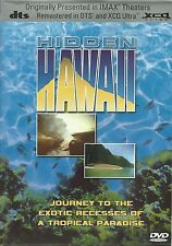 HIDDEN HAWAII DVD JOURNEY TO THE EXOTIC RECESSES OF A TROPICAL PARADISE