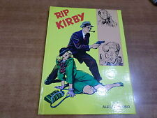 Alex Raymond RIP KIRBY Editori Fratelli Spada 1974