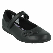 Clarks Girls' Leather Casual Shoes