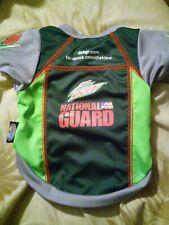 New listing Dale Earnhardt, Jr. Nascar Green Dog Sports Jersey National Guard Shirt small