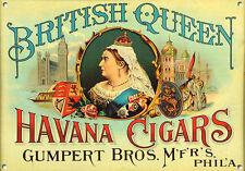 HAVANA CIGARS,Vintage style, Metal sign, Collectable, No.617