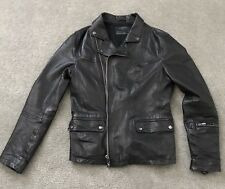 Allsaints Motorcycle Leather Jacket - S