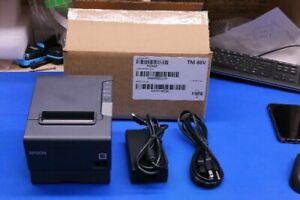 EPSON TM-T88V POS RECEIPT PRINTER MODEL M244A ***Hot Sale***
