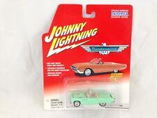 Johnny Lightning 1956 THUNDERBIRD Green 2002 PLAYING MANTIS NIP ITEM #455-03