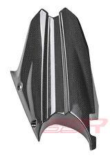 Triumph Street Triple Rear Cover Fender Hugger Mudguard 100% Carbon Fiber Fibre