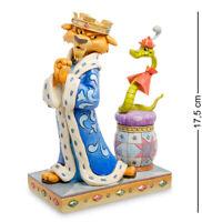 Enesco Disney Traditions Jim Shore 4050418 Figurine Prince John and Sir Hiss