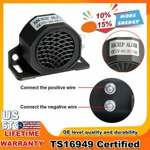 102DB Reverse Back-Up Warning Alarm Construction Truck Forklift Heavy Vehicle