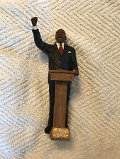 """Sarah'S Attic Figurines Martin Luther King Jr. *Rare* """"I Have A Dream"""""""