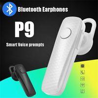 P9 Wireless Bluetooth 4.0 Earphone In-Ear Earbuds Handsfree Headset with Mic New