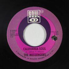 New ListingCrossover Soul 45 - Messengers - California Soul - Soul - Vg+ mp3