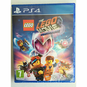 The LEGO Movie 2 Videogame (PS4) - IN STOCK READY TO SHIP - New and Sealed