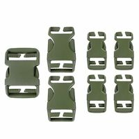 Condor Tactical Backpack & Gear Pouch Buckle Replacement & Repair Kit OD Green