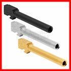 Agency Arms Premier Line Barrel For Glock 34 Gen 1-4 9mm Octagonal Fluted