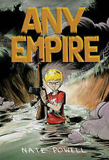 NEW Any Empire by Nate Powell