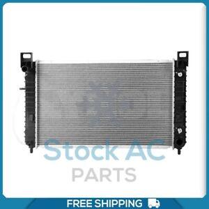A/C Radiator for Chevrolet Cheyenne, Silverado 1500, Silverado 2500, Silve... QL