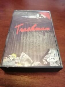 Trashman - ZX Spectrum 48K/128K New Generation Software 1984 Tested/Working