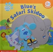Blues safari skidoo (Nick Jr. Book Club)