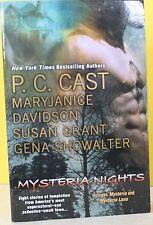 MYSTERIA NIGHTS -P. C. Cast, Susan Grant- PAPERBACK ~ NEW