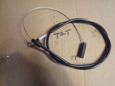 DRIVE CLUTCH CONTROL CABLE Snowthrower, Blower replaces MTD Troy Bilt  946-04008