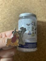 Lady & The Tramp- Disney Ink & Paint Series 2 Mystery Blind Box Pin