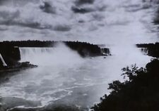 Niagara Falls from the Canadian Side, Magic Lantern Glass Slide, from Photograph