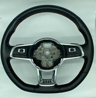 VW Polo 6C GTI Multifunktionslenkrad 6C0419091Q APX Flashrot