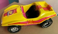 Barbie Dune Buggy & Tow Bar with box & instructions 1977 incomplete used