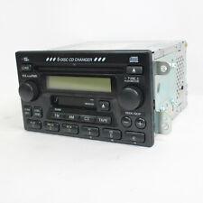 Honda 39100-Sca-A201 6 Disc Cd Changer Car Radio
