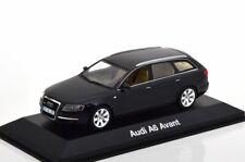 1:43 Minichamps Audi A6 Avant 2004 black