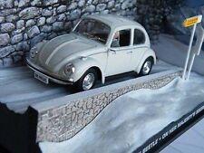 James Bond VOLKSWAGEN Beetle Model Car OHMSS White Colour 1/43 Example T3412z( )