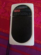 THOMSON RT220 RADIO AM/FM VINTAGE