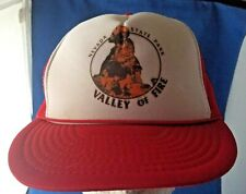 Vintage Mesh Valley of Fire - Snapback Truckers / Cap  Hat