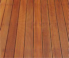 Terrassendielen in Bankirai 21 mm