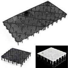 Aquarium Fish Tank Under Gravel Bottom Filtration Plate Board Filter System DIY