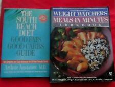 Weight Watchers and South Beach Diet Cook Books & South Beach Diet Guide