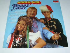 JAMES LAST Happy Lehar - 1969 GERMANY LP