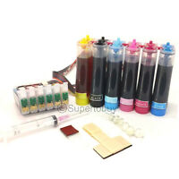 Continuous ink system for Epson R260 R280 R380 RX580
