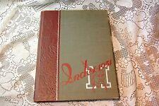1951 University of Massachusetts Amherst MA Yearbook Index Annual UMASS