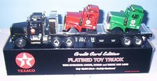 2000 TEXACO FLATBED TAYLOR MADE TRUCK # 6 IN CREDIT CARD SERIES/CASE FRESH