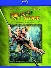Romancing the Stone (Blu-ray Disc, 2008, Widescreen) Michael Douglas Turner